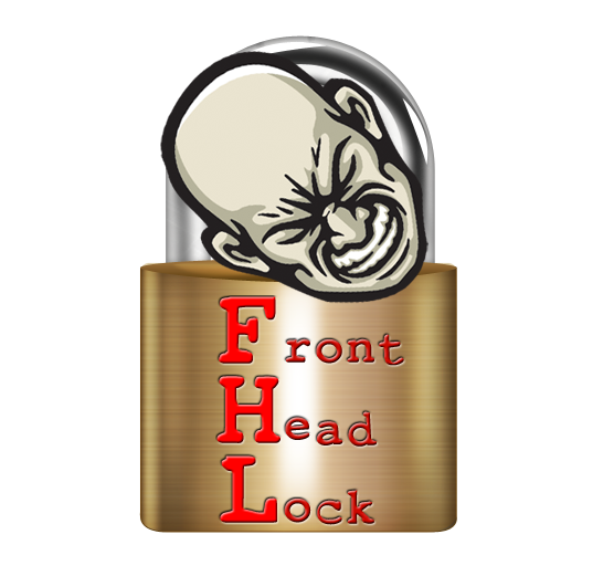 Front Head Lock Series by David Avellan